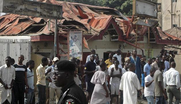 Tras el atentado en Nigeria