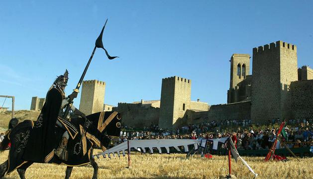 Jornada medieval en el Cerco de Artajona