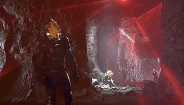 Escena de Prometheus