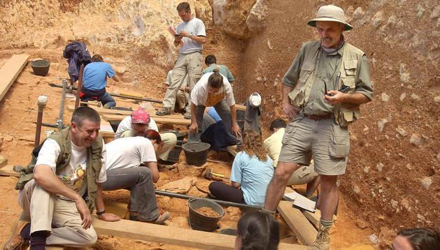 Convocada una beca para las excavaciones de Atapuerca