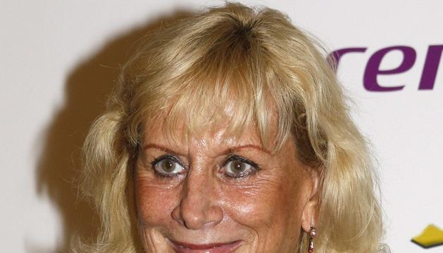 Fotografía de archivo (02/10/2007) de la presentadora de televisión Marisa Medina
