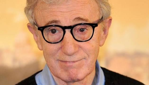 El director Woody Allen durante el photocall de su última película,