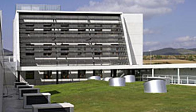 Edificio del Cener