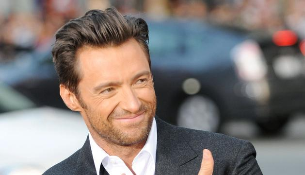 El actor Hugh Jackman
