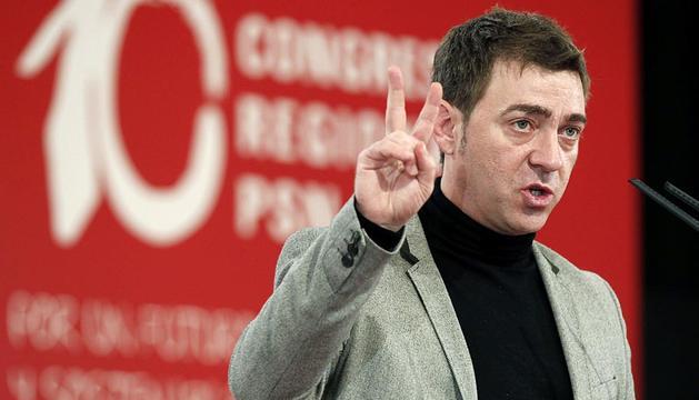 Roberto Jiménez ha sido reelegido secretario general del PSN en el Congreso Regional del PSN por el 60,57% de los votos.
