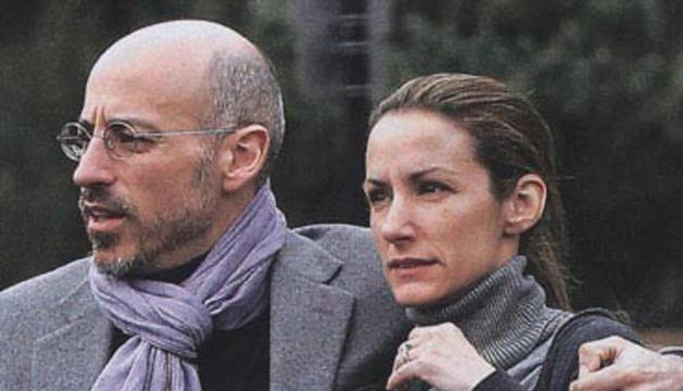 Jaime del Burgo y Telma Ortiz, en la revista Hola