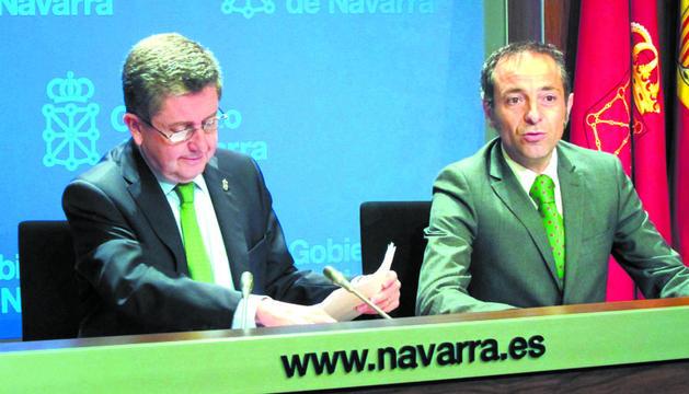 Navarra deberá ajustar de los PGN 53,9 millones