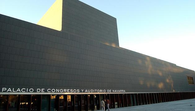 El Auditorio Baluarte de Pamplona