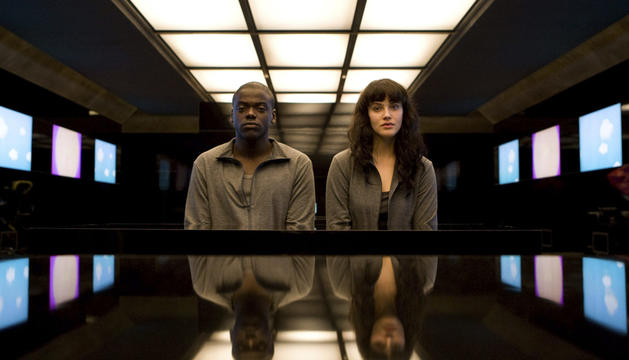Imagen cedida por el canal de televisión TNT correspondiente al segundo episodio de la serie británica