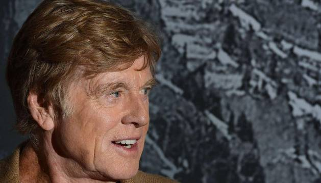El actor y director Robert Redford