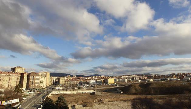 Vista general del barrio de la Milagrosa
