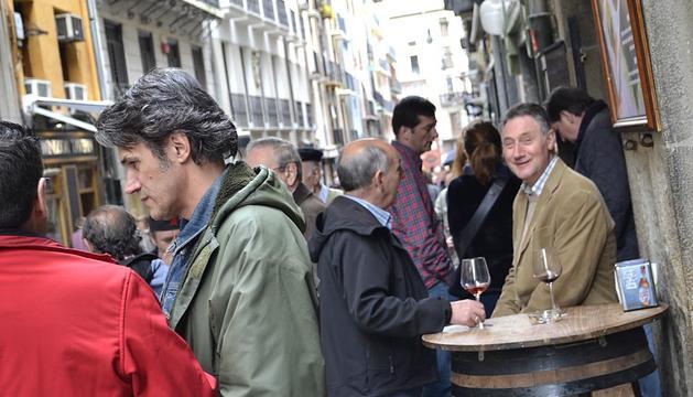 Imágenes del último día de la Semana del Pincho de Pamplona