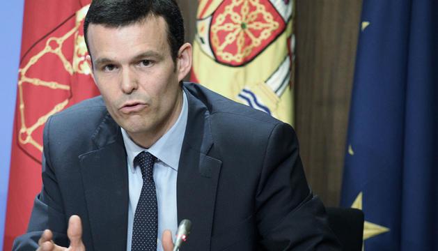 Eugenio Arraiza, presidente de la Fundación Diario de Navarra.