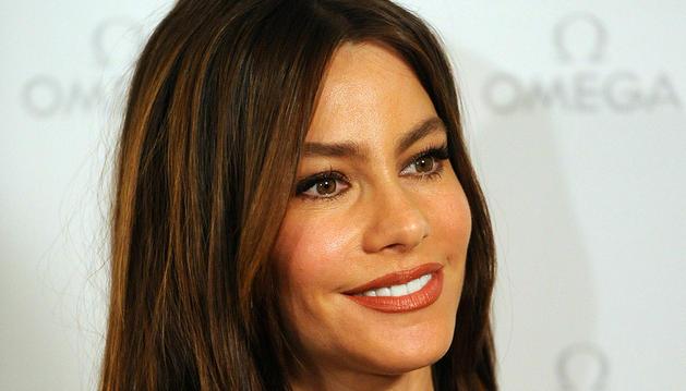 La actriz Sofía Vergara en una foto de 2010