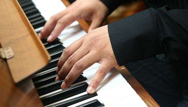 El concierto de piano tendrá lugar el lunes en Civivox Condestable