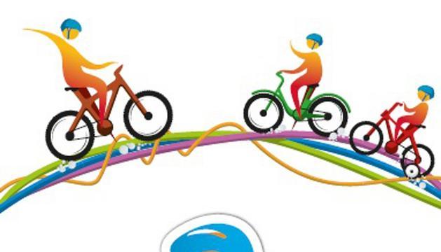 Imagen del programa de la II Fiesta de la Bicicleta