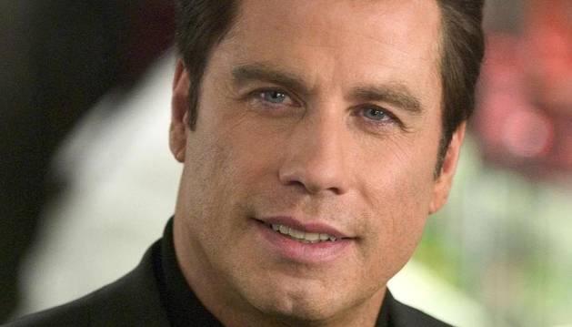 El actor John Travolta