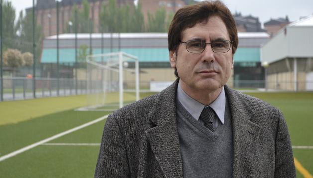 Javier Zabaleta, posible candidato a la presidencia de Osasuna