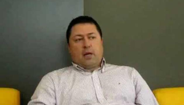 Vídeo de la entrevista con Javier Martínez