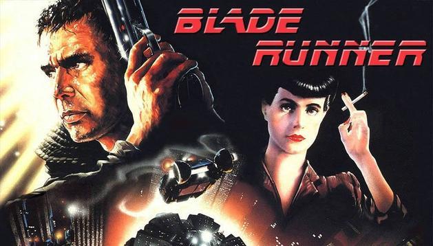 Cartel de la película 'Blade Runner'