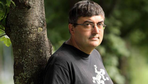 El director Karlos Alastruey