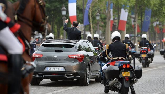 Hollande, este martes