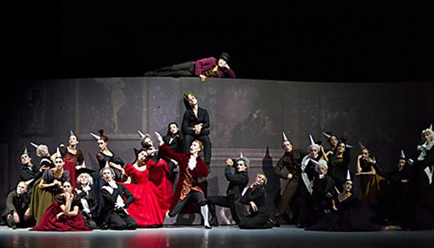 Les Grands Ballets Canadiens de Montréal de Christian Spuck