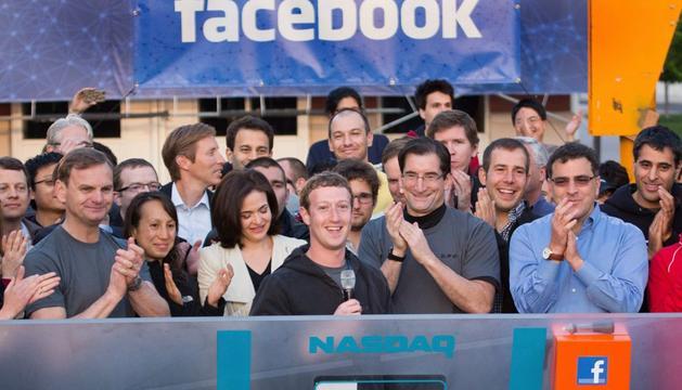 En la salida a Bolsa de Facebook