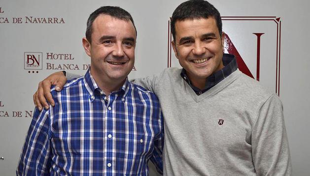 El entrenador canario Ambrosio Martín, se ha despedido este lunes de Itxako