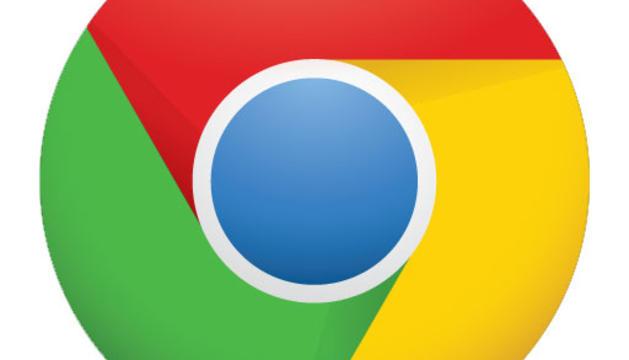 Símbolo del navegador Google Chrome