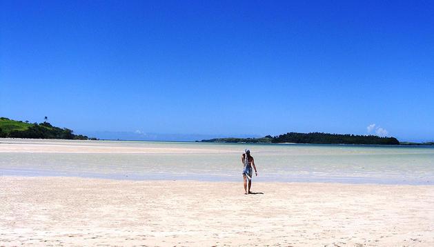 En el ranking, los españoles son los que menos gastan en sus vacaciones en la playa