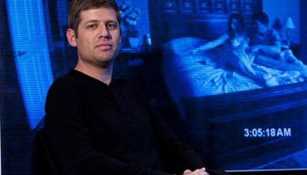 El director de cine, Oren Peli