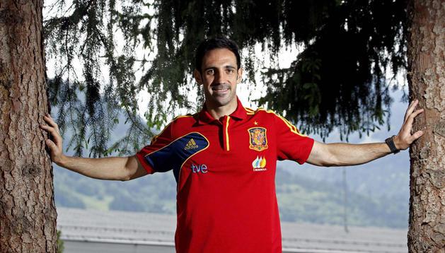 Juanfran, exjugador de Osasuna, concentrado en Austria con la selección absoluta