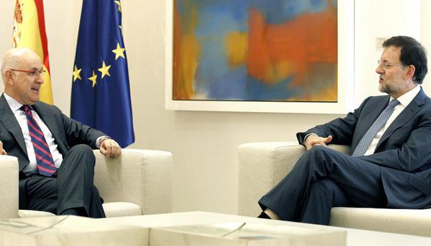 Duran y Rajoy, este viernes