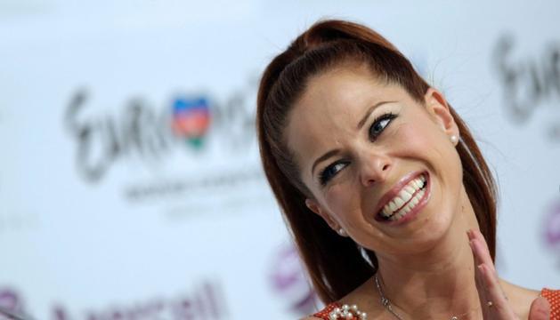 La representante de España en Eurovisión 2012, Pastora Soler