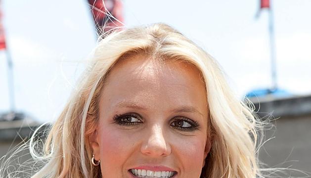 La cantante Britney Spears
