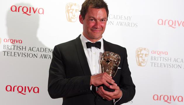 Dominic West fue premiado por su interpretación del hombre que en 1994 mató a varias mujeres en su casa de Gloucester
