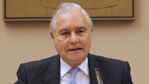 Presidente del Consejo General del Poder Judicial, Carlos Dívar