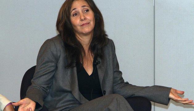 Mariela Castro Espín, directora del Centro Nacional de Educación Sexual de Cuba e hija del presidente cubano, Raúl Castro