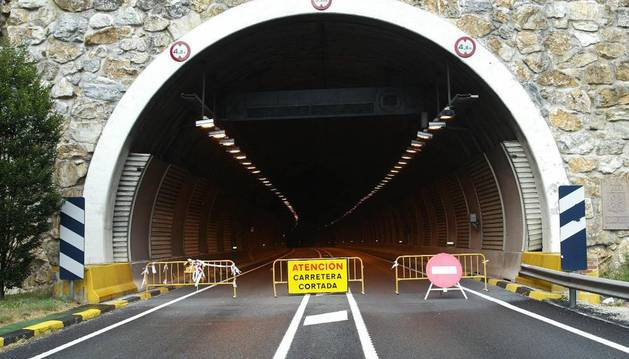 Tunel de Belate