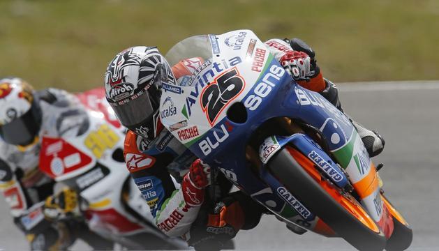 Maverick Viñales, piloto de Moto 3