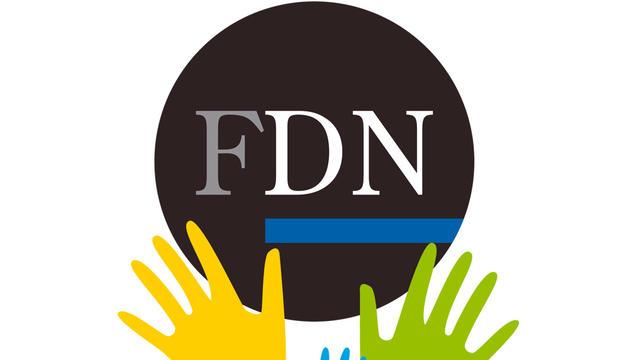Logo de la Fundación de Diario de Navarra.
