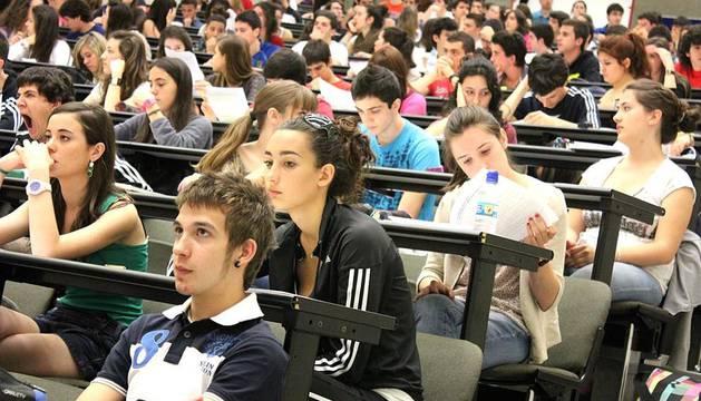 Comienzan con Lengua Castellana las Pruebas de Acceso a la Universidad (PAU).