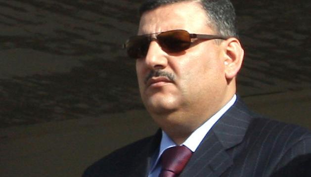 El ahora primer ministro sirio, Riad Hijab, cuando era ministro de Agricultura en 2008