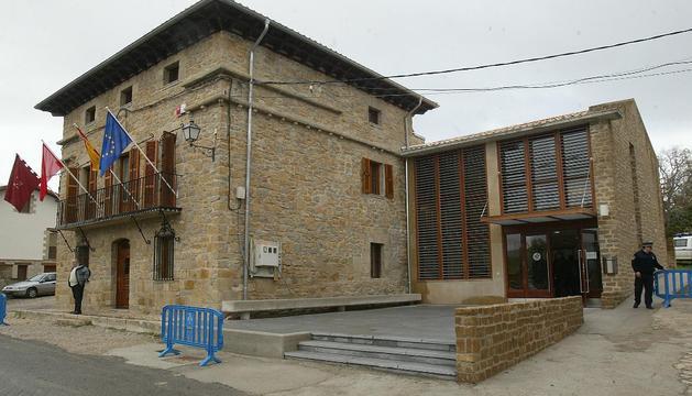Ayuntamiento de Gazólaz