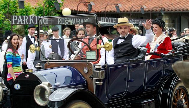 Celebrando los 100 años del hotel Ayestarán
