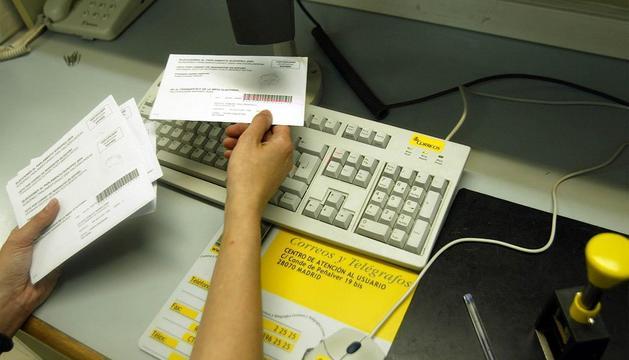 Voto por correo para las elecciones europeas