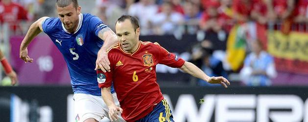 España - Italia