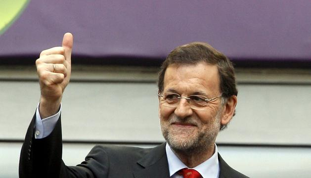 Rajoy, ante el partido