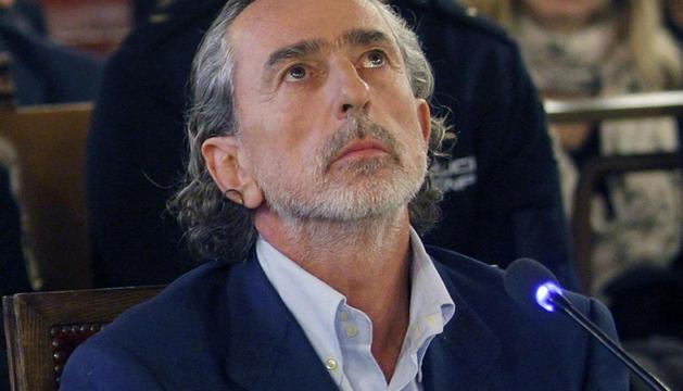 El cabecilla de la trama Gürtel, Francisco Correa